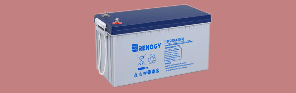 Renogy 12V Deep Cycle Hybrid Gel Battery Review